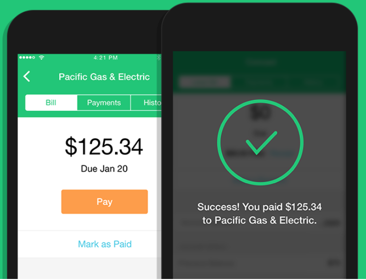 mint.com - pay off your bills